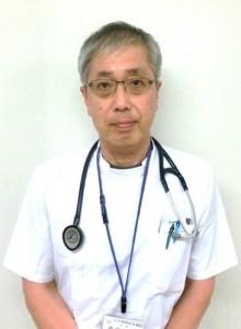 内科診療部長:森岡 秀記(もりおか ひでき)