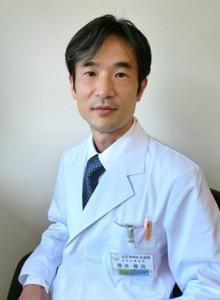 内科診療部長:櫻井 俊治(さくらい としはる)