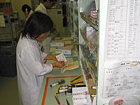 薬剤管理指導業務